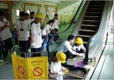 新浦电梯回收价格咨询上海自动扶梯回收拆除