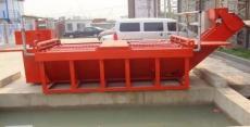 北京市滚轴式洗车平台工地洗轮机厂家价格
