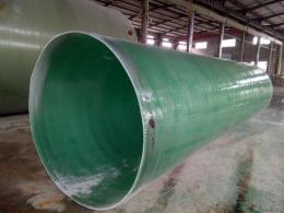大型玻璃钢缠绕管道A衡水大型玻璃钢缠绕管