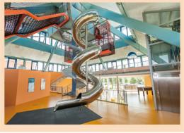 专业不锈钢滑梯厂家定制设计室内外儿童游乐