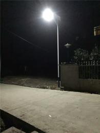 湖南茶陵太阳能路灯 太阳能LED路灯厂家