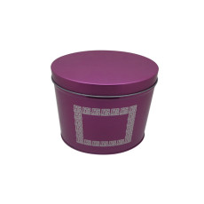 橢圓形 食品包裝鐵罐  廠家直銷 工藝成熟