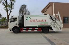 東風多利卡5方壓縮式垃圾車-垃圾清運系列
