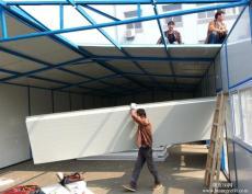 玉環單層集裝箱房租售 凈化車間 彩板圍擋