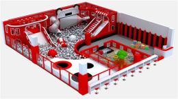 长沙儿童乐园 室内游乐场 淘气堡生产厂家