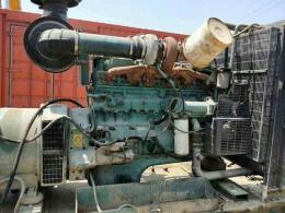 连云区发电机回收柴油发电机专业回收价格高