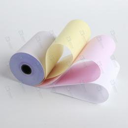 针式小票纸 75-60无碳收银纸 一至三层复写