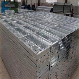 镀锌钢跳板1-4米250规格钢架扳