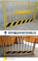 深圳基坑护栏生产厂家广东锌钢坑基护栏制作