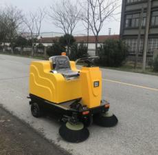 明洁威驾驶式扫地机学校机场公园道路清扫车
