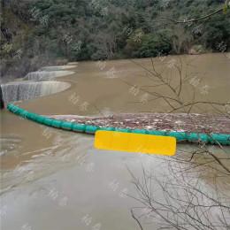 张家界水电站拦污浮排聚乙烯浮体厂家