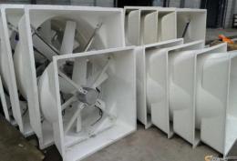 丹阳化工厂房通风散热设备 车间换气系统