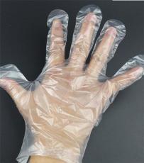 加厚一次性pe卫生手套价格