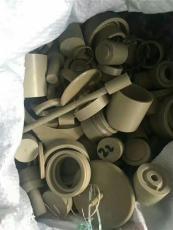 氟塑料棒料收购PTFE刨花上门价格每公斤多少