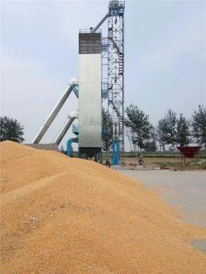 新型优质耐腐蚀合金材料粮食烘干塔