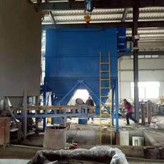 山東機械廠車床單機布袋除塵器