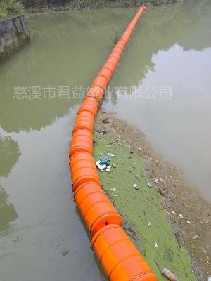 塑料拦污浮排