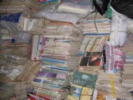 广州废纸回收分类 废纸不同回收价格也不同