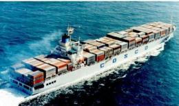 集装箱海运物流专线