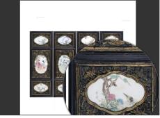 瓷板画台湾市场拍卖如何近期成交记录