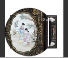 瓷板画台湾市场拍卖如何正规拍卖威尼斯人官网有哪些