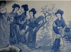 瓷板画台湾市场拍卖如何免费鉴定