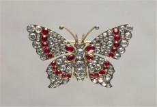 红宝石胸针价格专家鉴定上门收购