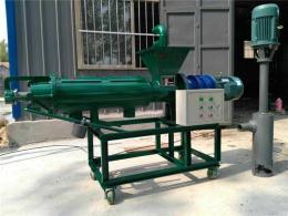 全自动粪便脱水处理设备 牛粪污水脱水机 牛