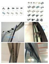 维修浴室淋浴房更换轨道滑轮上海长宁区服务