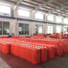 水库聚乙烯拦污漂塑料拦污浮筒价格