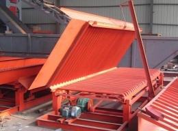 鼓动溜槽 高效率溜槽 矿砂机械 选金溜槽