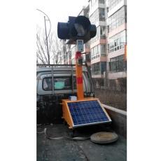 太陽能信號燈/移動紅綠燈能單相位移動滿屏