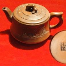 陈曼生紫砂壶如何保存有价值吗