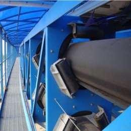 管带输送机输送各种块状物料 量产