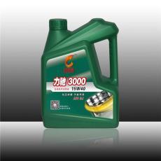 力馳3000加潤馳汽機油SJ級15W40自然吸氣面