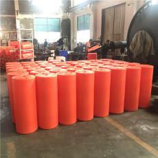 江山港水葫芦拦截浮桶拦污塑料排