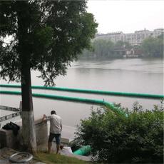 露出水面20公分拦污塑料排浮式拦漂装置