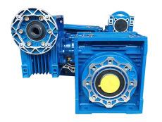 蜗轮蜗杆减速机铝合金电机高精度RV减速电机