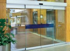 天津安裝玻璃門 定做有框玻璃門