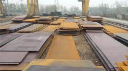 广州高价回收工字钢槽钢排山管钢板等钢材