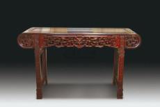 哪里交易红木长桌可靠