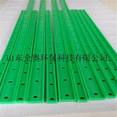 输送线UPE皮带导轨 耐磨高分子链条导槽加工