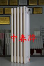 钢四柱散热器 GZ406 GZ409暖气片 中春暖通