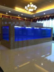 广州大型海鲜池鱼缸定做需要注意什么