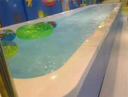 婴儿游泳设备厂家淄博游乐宝定做游泳池
