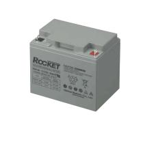 韩国火箭蓄电池ES42-12 12V42AH报价质保
