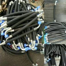 液压设备专用钢丝编织胶管A永福高压胶管