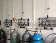 重庆实验室集中供气系统工程设计安装