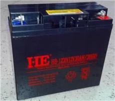 HE蓄电池HB-12200 12V200AH尺寸规格参数