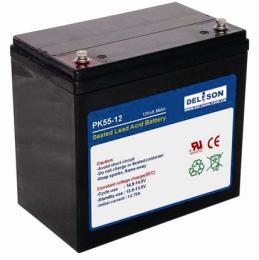 德利森蓄电池PS4-12勘探专用
